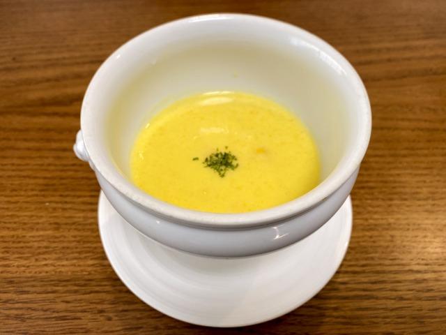 エムズプレイスの季節のスープ