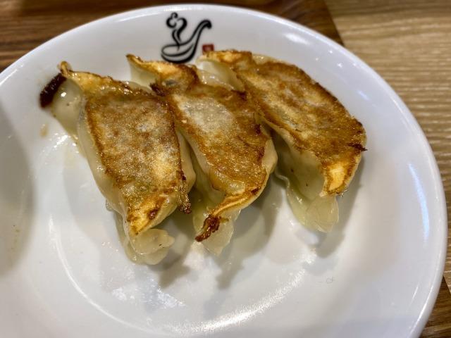 れんげ食堂Toshuの餃子