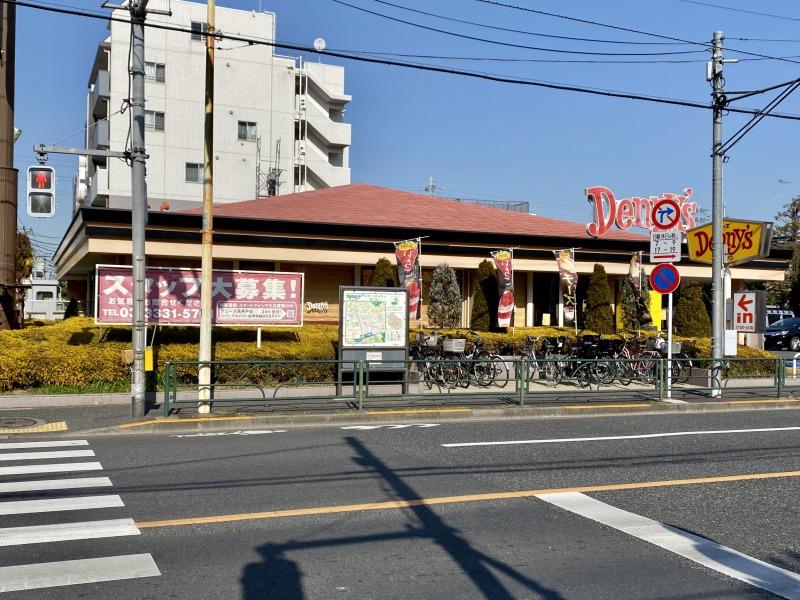 デニーズ高井戸店