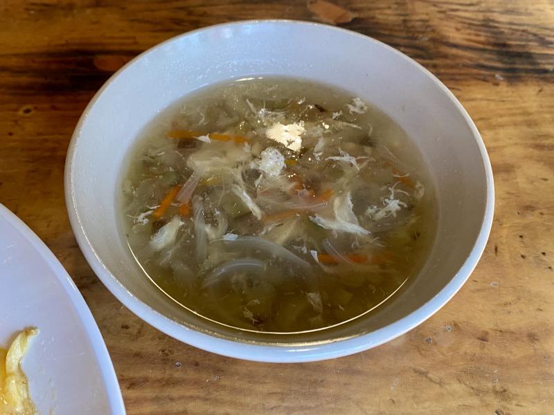 とらさんのみせのスープ