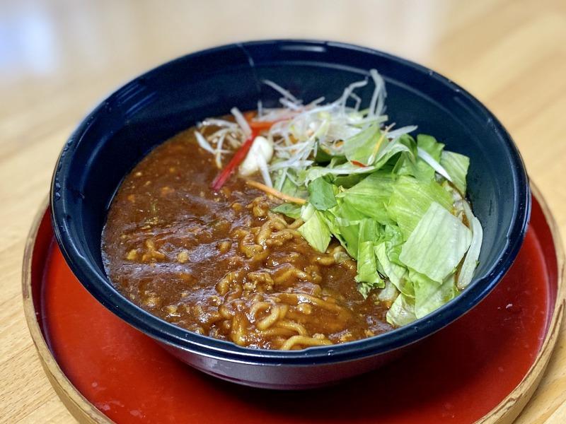 包茶のジャージャー麺