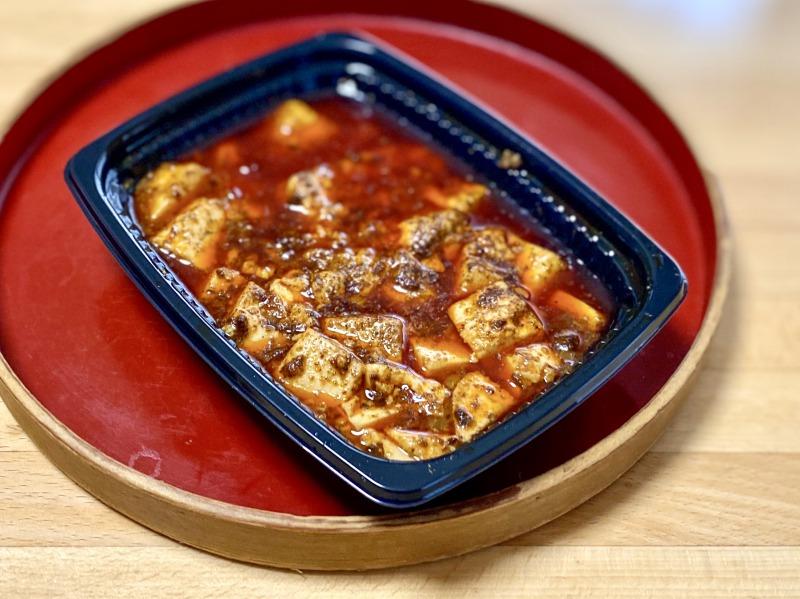 高井戸麻婆TABLEの麻婆豆腐
