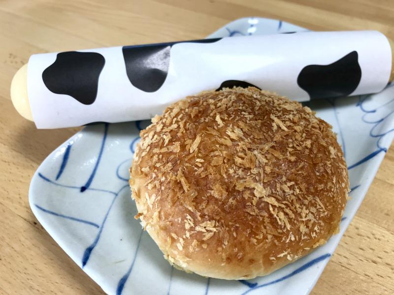 ラスリーズのパン