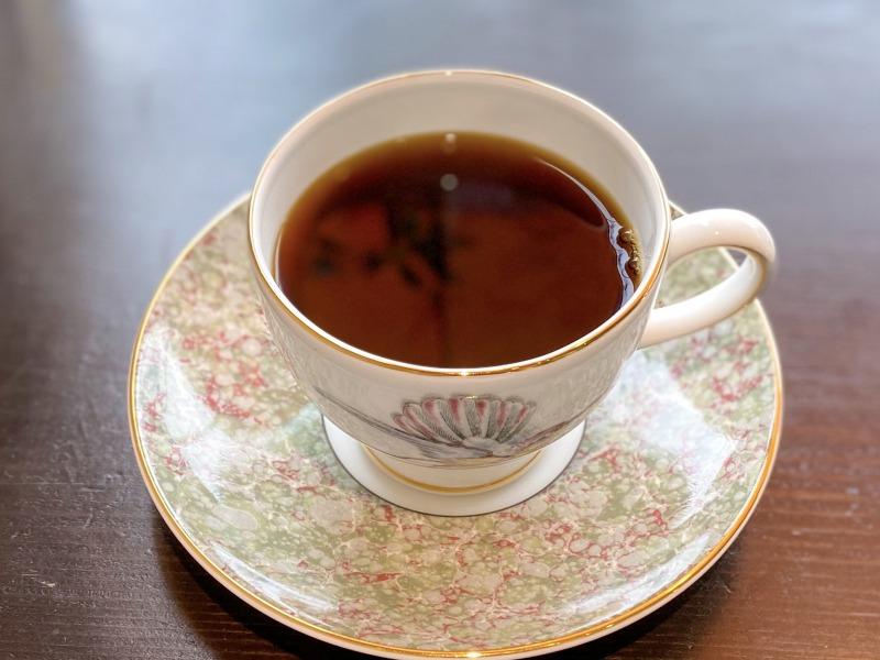 久我山のCafe Kのセットコーヒー