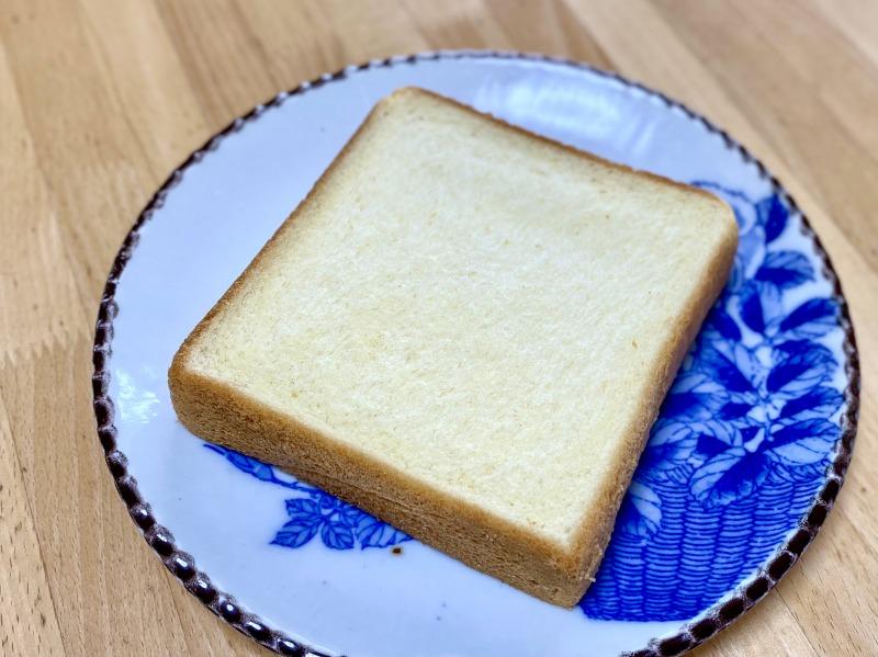 モスバーガー浜田山駅前店で購入した濃厚な食パン