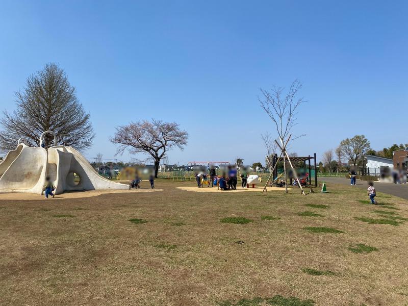 高井戸公園の遊具広場3