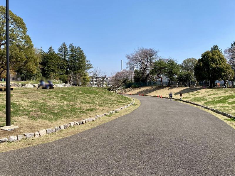 高井戸公園の園内4