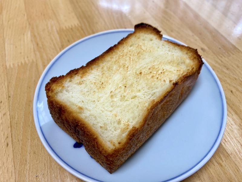 ソレダメで特集されたオリンピックの違いがわかる食パンのトースト