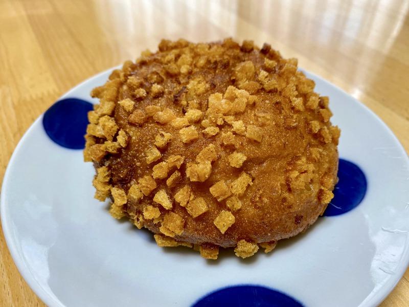 ソレダメで特集されたオリンピックの半熟たまごのザクザクカレーパン