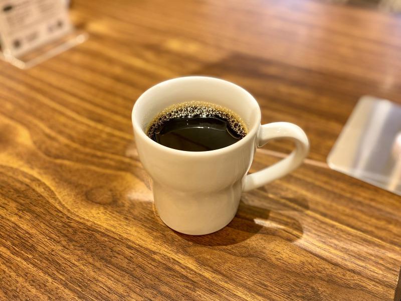むさしの森珈琲浜田山店のコーヒー