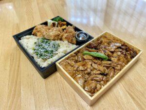 縁 高井戸店の弁当2種(サムネ用)