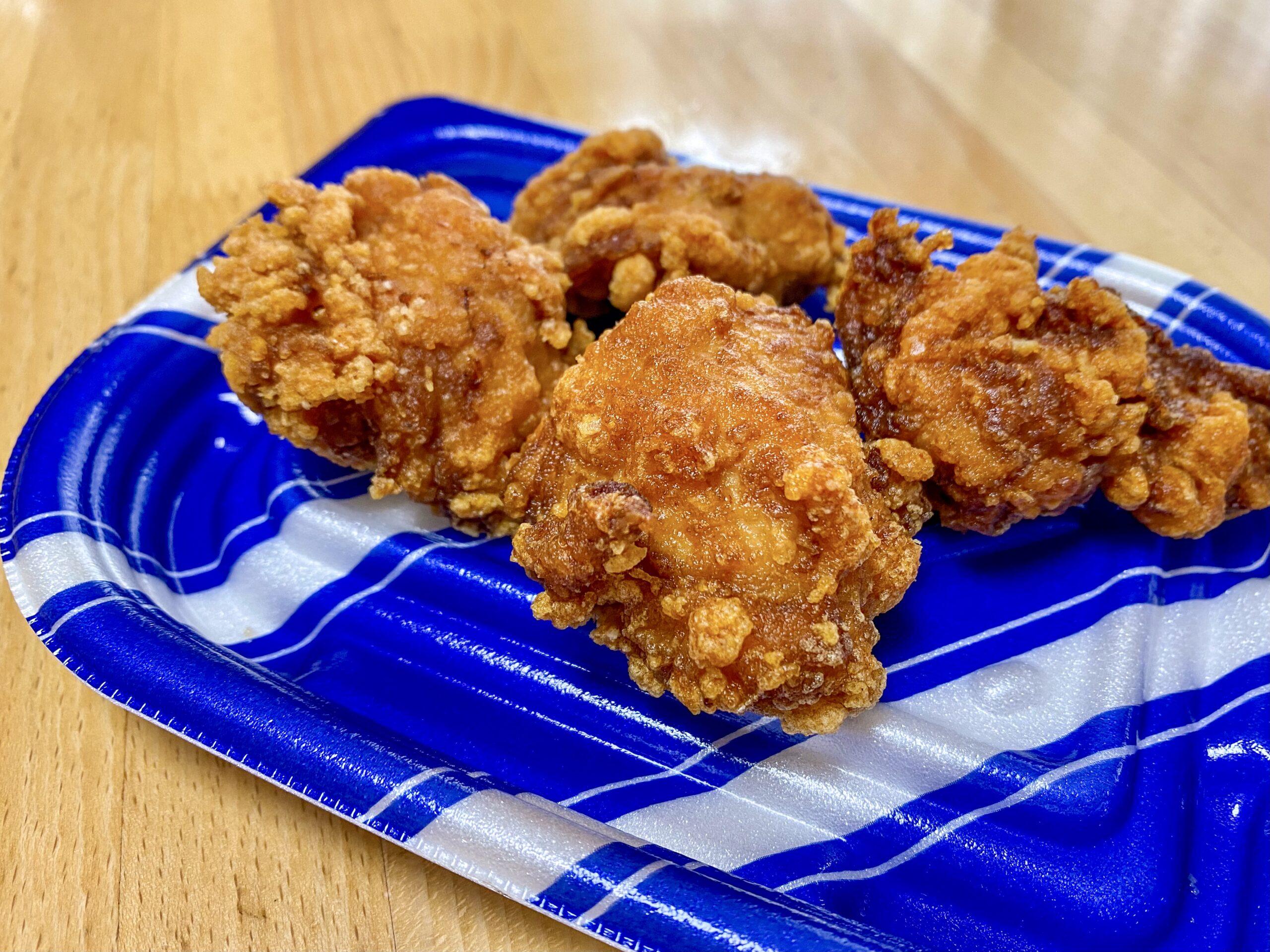 オリンピック高井戸店の美味赤鶏の中津からあげ