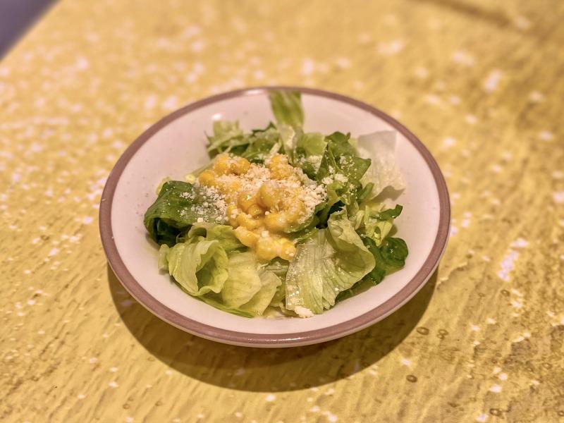 サイゼリヤ浜田山店のセットサラダ